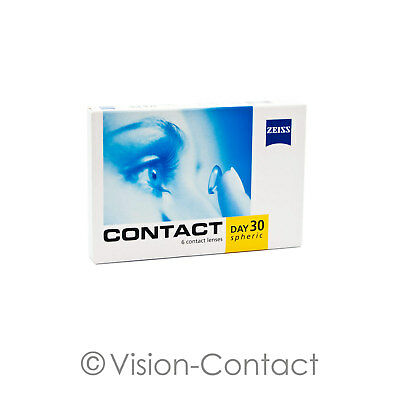 Zeiss - Contact Day 30 Spheric - 6er Box