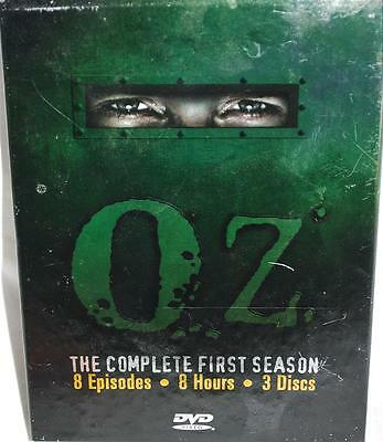 Oz - The Complete First 1st Season One - 3-Disc DVD Box Set