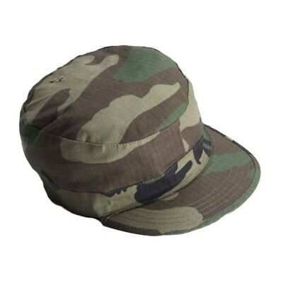 Soldier Army Military Camo Camouflage Hat Cap Adult Costume Accessory