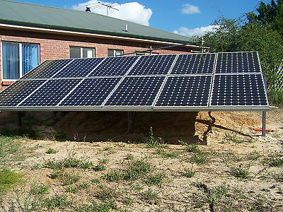 SOLAR KIT OFF GRID 24V 30Kwh STANDBY POWER 20KW PER DAY FOR HOUSE,BOAT,SHACK