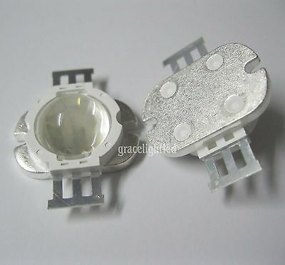 LED Round 10W Blue LED 1050mA 9.0-11.0V with 60deg len for fish tank