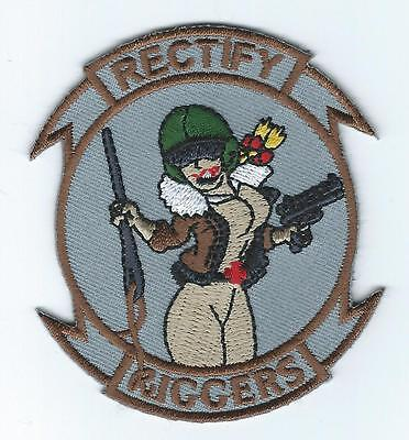 """HMLA-169 """"RECTIFY RIGGERS"""" patch"""