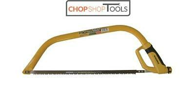 """Roughneck 21"""" 530mm Bow Saw Heavy Duty Ideal for pruning cutting trees ROU66822"""