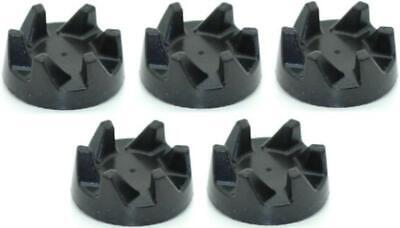 five 5 x KitchenAid blender plastic rubber coupler clutch cog gear crown