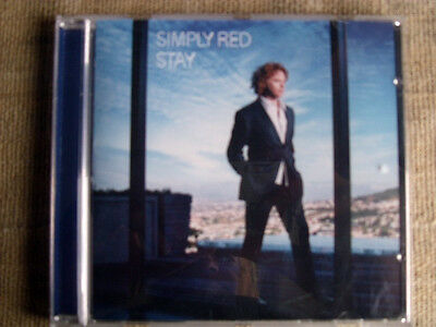 Simply red - Stay  – CD   ‎- (marzo)