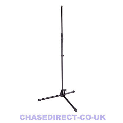 Kinsman By Chase Straight Microphone Stand Lead Singer Quick Release KUB500