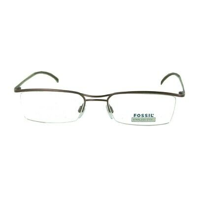 Fossil Brille Brillengestell Coco Palm bronze OF1069200 NEU soaAL4hV