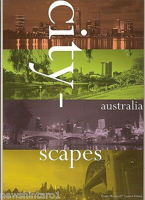 #t28.  Telstra   Australia Phonecard Pack - City Scapes