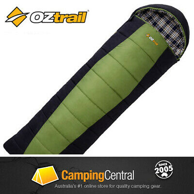 OZTRAIL ALPINE VIEW -12 C. Sleeping Bag / 220x80cm NEW