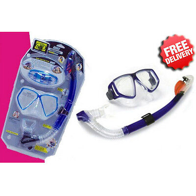 BODY GLOVE Goggle Mask & Snorkel Snorkeling DIVING SET
