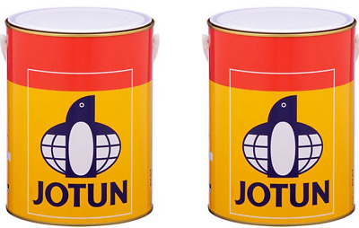Jotun Waterbased Intumescent Steel Fire Proof Paint - 2 x 5 Litres