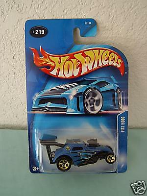 2003 Fiat 500C Hot Wheels Collector #219