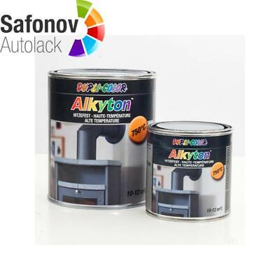 DUPLI-COLOR ALKYTON HITZEFEST Schwarz 250 ml *344497
