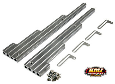 PX562 Small Block Chevy SBC Milled Billet Aluminum Spark Plug Wire Looms