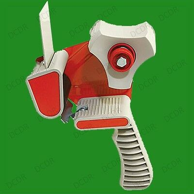 Packaging Tape Hand Dispenser Gun, For Packaging Parcels with 50mm x 66m Tapes
