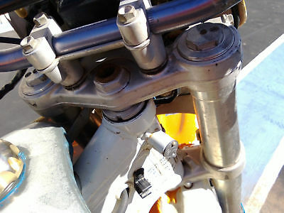 Triple Clamps Steering Stem Tree to suit Husqvarna WR250 WR 250 1995 95