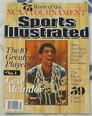 SPORTS Illustrated March 6, 2013 NCAA Tournament 75 YEARS 10 Greatest Players