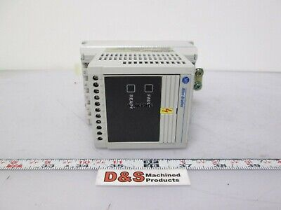 Allen-Bradley VFD 160S-AA02NPS1 SerB Variable Frequency Drive 200-240VAC  .5HP