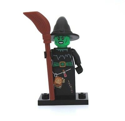 NEW LEGO MINIFIGURES SERIES 2 8684 - Witch
