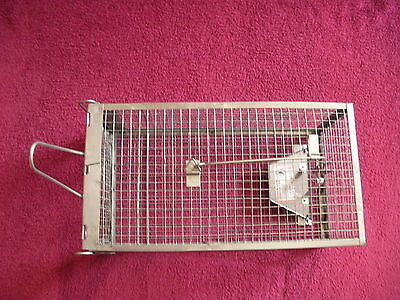 Humane Rodent, Bird, Rat, Mouse Trap Animal Cage Pest Control