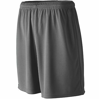 Augusta Sportswear Youth Elastic Waistband Wicking Mesh Athletic Short. 806