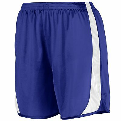 Augusta Sportswear Men's Moisture Wicking 5 Inch Side Insert Track Short. 327
