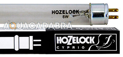 Hozelock Uv Bulb Ecopower Ecomax Uvc Tube Lamp Genuine 2200/2500 4500/5000 Pond
