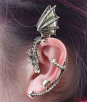 New Arrived 1pcs Fashion Punk Rock style Earrings Hot Selling A1019