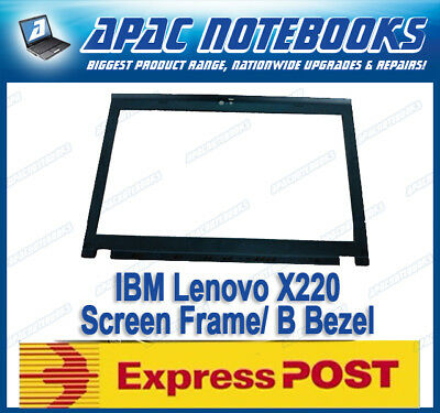 NEW LENOVO ThinkPad X220 X220i Screen Frame Bezel 04W2186 Case Shell