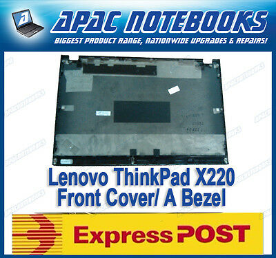 NEW LENOVO ThinkPad x220 x220i A Cover Top Cover Bezel FRU 04W1406
