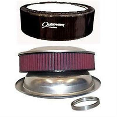 Air Cleaner Kit Sure Seal Air Filter Outerwear 14 x 4 IMCA Modified washable