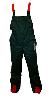 Chainsaw Safety Forestry Bib & Brace Trousers All Chainsaw Users