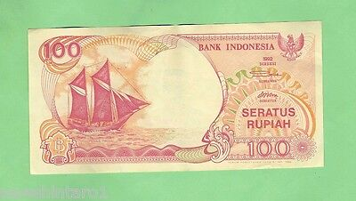 #d7. World Banknote - Indonesia 100 Rupiah