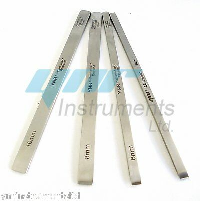 YNR Lambotte Osteotome Surgical Orthopedic Instrument 4,6,8 mm Ce Mark New