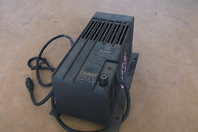 Guest Automatic Battery Charger 15 Amp Model # 2515c