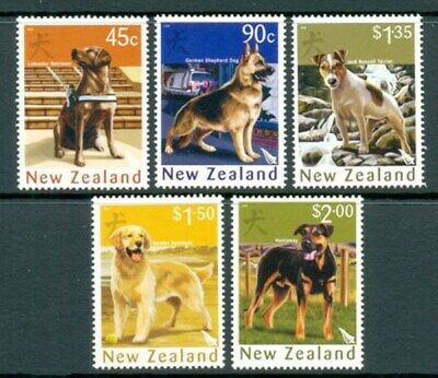 NEW ZEALAND MINT SET 2006 YEAR OF THE DOG (ID:NZS2051)