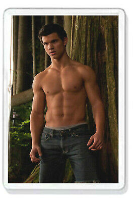 Taylor Lautner (Twilight) Fridge Magnet *Great Gift*