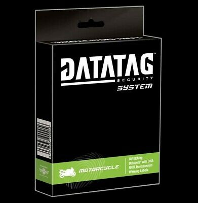 Datatag Motorcycle Version Identification System