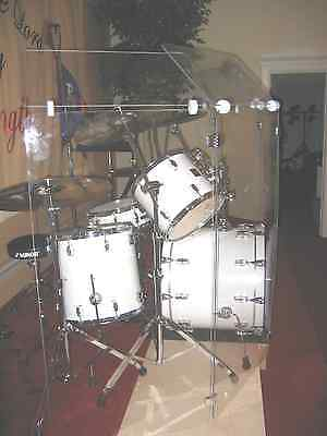 6 ft.  x 12 Ft.  Drum Shields  or Drum Shield Chrome hinges