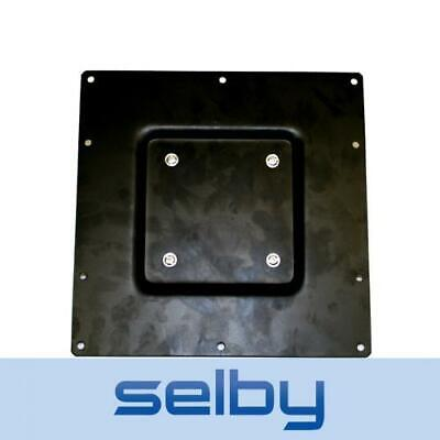 200x200 VESA Adaptor Plate Black for LCD LED TV Monitor Wall Mount Bracket