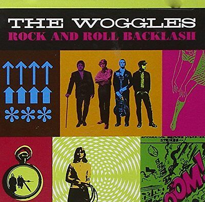 The Woggles - Rock and Roll Backlash (2008)  CD  NEW  SPEEDYPOST