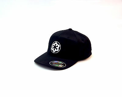 Star Wars Flexible Fitting Personalized Imperial Cog Hat - Stormtrooper Armor
