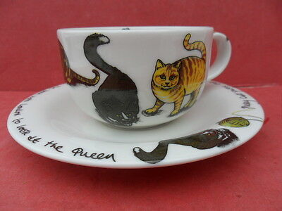 Paul Cardew, Kit - Tea Teacup & Saucer