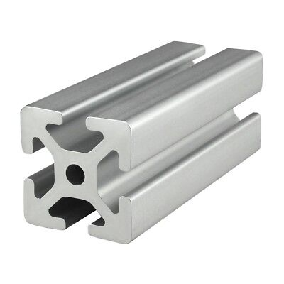 8020 T Slot 40mm X 40mm Aluminum Extrusion 40 Series 40-4040 x 1525mm N
