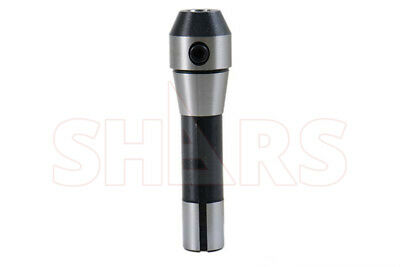 "Shars 1/2"" Precision R8 End Mill Holder Adapter For Bridgeport Milling Tool New"