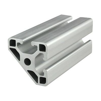 80/20 Inc T-Slot 40 Series 40mm x 40mm 45 Degree Angle 40-4045-Lite x 915mm N