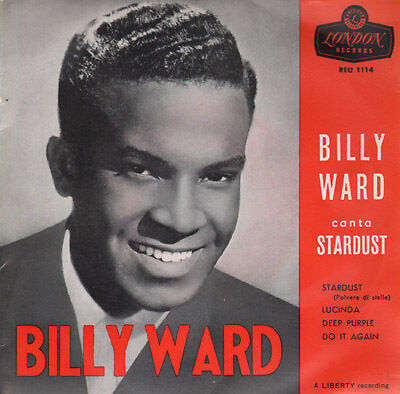 Ward Billy - Billy ward canta Stardust