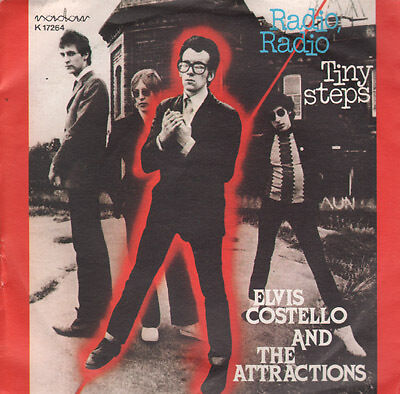 Costello Elvis - Tiny steps/Radio radio