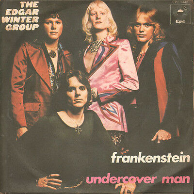 Edgar Winter group - Frankenstein/Undercover man
