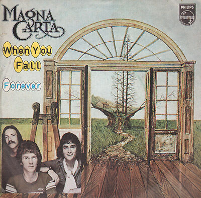Magna Carta - When you fall/Forever
